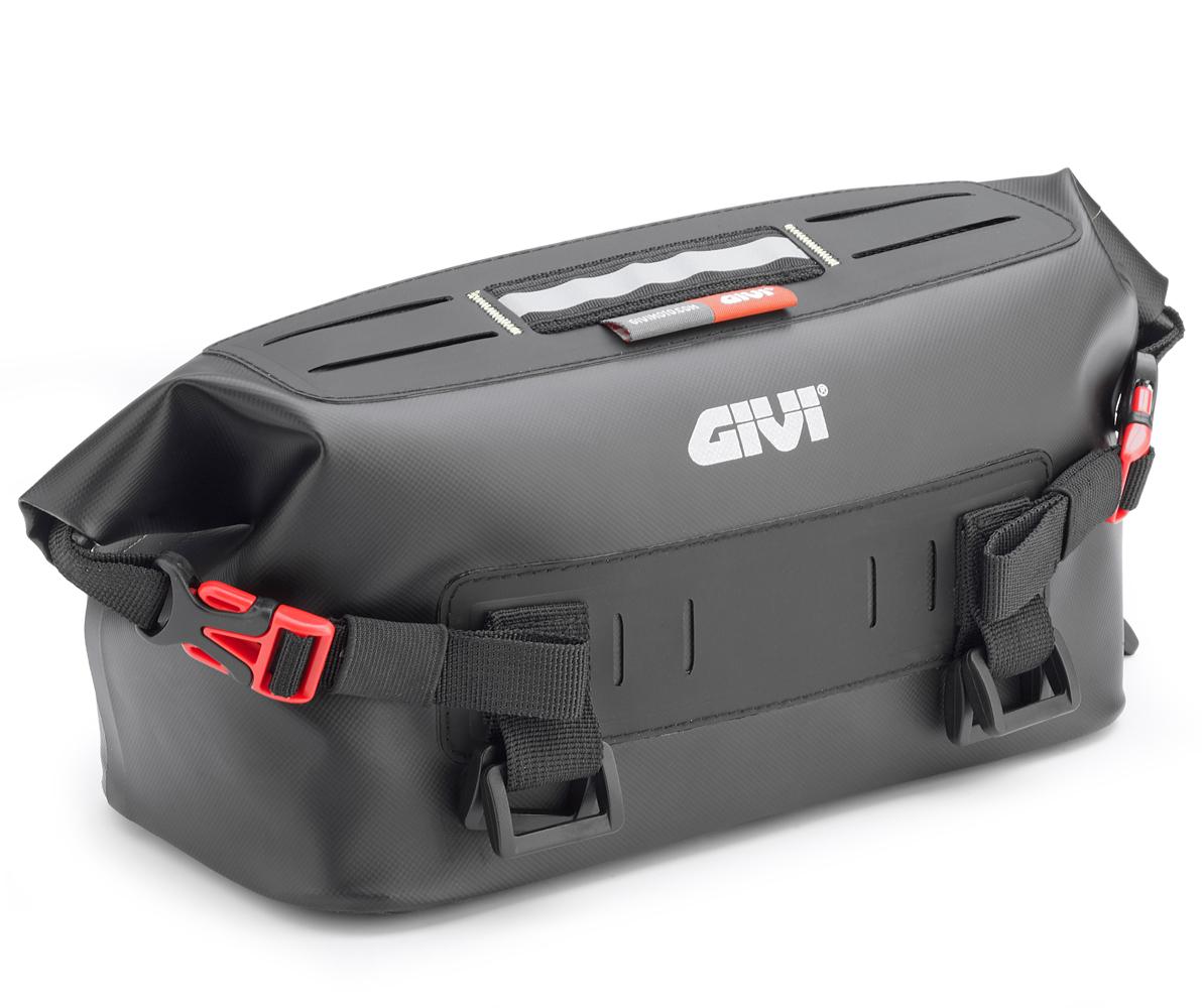 2021年モデル日本最速入荷 即納 GIVI スーパーセール期間限定 ジビ 情熱セール GRT717B 防水シートバッグ 5L オフロード HUSQVARNA バイクに BMW モタード KTM DUCATI