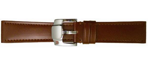 送料無料 松阪レザー SATORI さとり 腕時計 革ベルト ブラウン バンビ HC007A0 ギフト対応