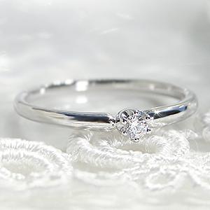 pt950 ダイヤモンドリング ファッション ジュエリー アクセサリー レディース 指輪 リング プラチナ ダイヤモンド 一粒 ダイアモンド 4月 誕生石 代引手数料無料 送料無料 品質保証書 プレゼント クリスマス