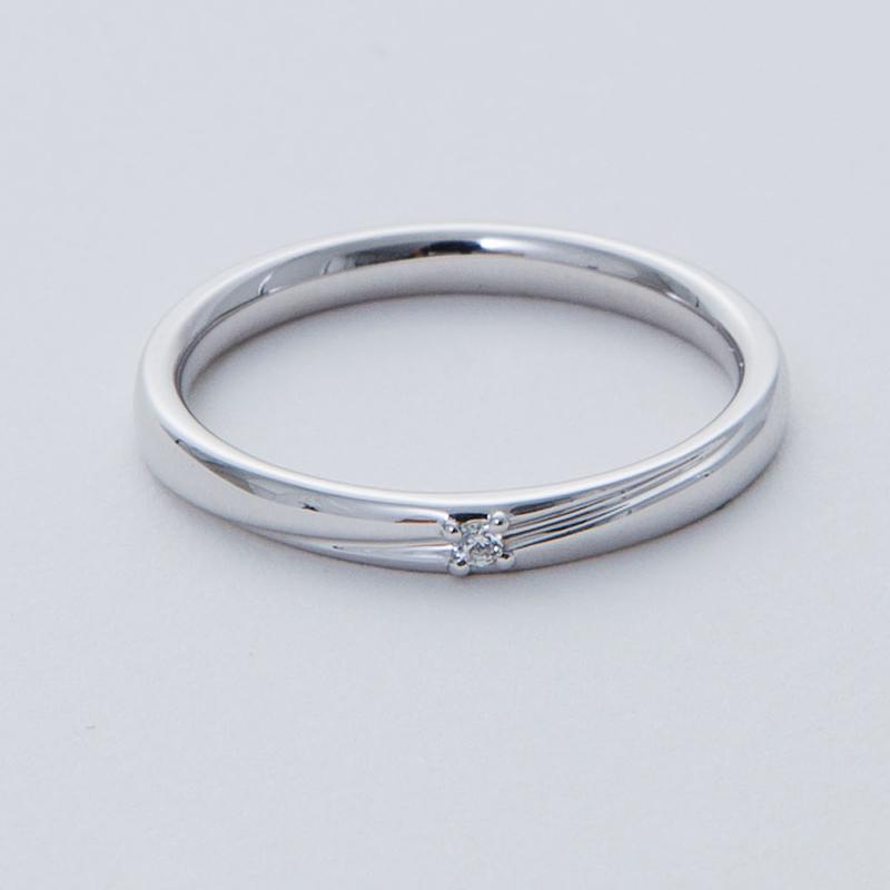 送料無料 Fカラー VSクラス プラチナ 結婚指輪 婚約指輪 品質保証書 結婚記念日 プロポーズ ジュエリー ダイアモンド ダイア カラット キャラット 付け心地 内甲丸 ストレートライン シンプルな レディース メンズ 指輪 代引手数料無料 シークレット