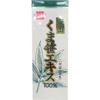 健康フーズ くま笹エキス 120g