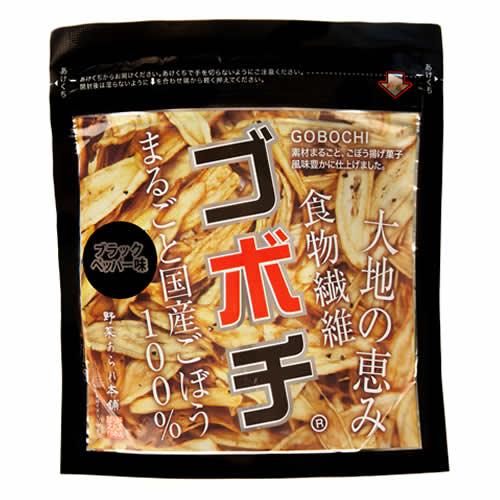 売り出し 宮崎県で人気の食物繊維が豊富な無添加ごぼうチップス 揚げ菓子 です 無料 5袋セット デイリーマームゴボチブラックペッパー味37g×5袋セット