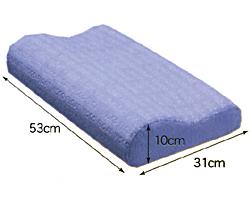 【送料無料】ヴィスコフロート・ジャポニカ 安眠枕【Mサイズ】【VT202】イビキング5袋付き!【smtb-t】【低反発まくら ウレタン 】