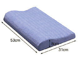 【送料無料】ヴィスコフロート・ジャポニカ 安眠枕【Sサイズ】【VT199】イビキング5袋付き!【smtb-t】【低反発まくら ウレタン 】