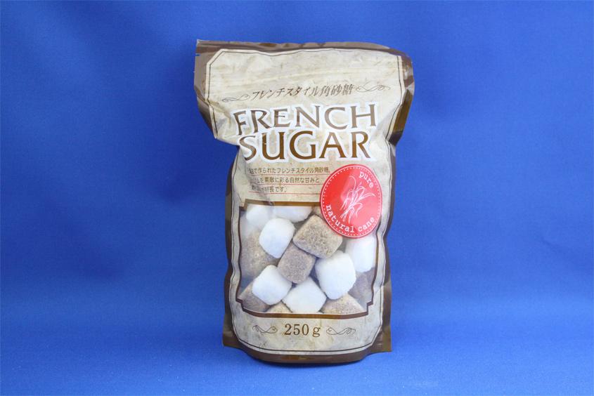 【業務用】【送料無料】フランス風角砂糖 250g×20袋入