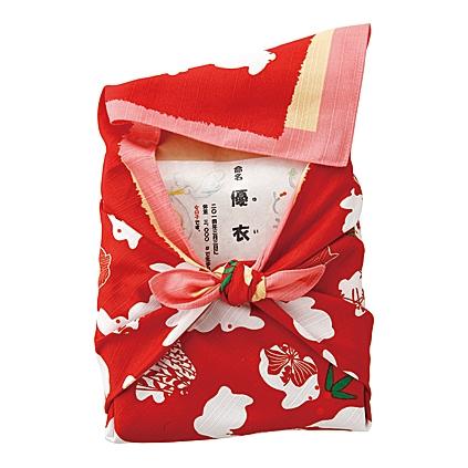 【送料込み】【送料無料】(名入れ)男の子紅色 おくるみ米(オクルミ)【出産内祝いギフトに最適です。】【出産内祝い 送料無料】【内祝い お返し】