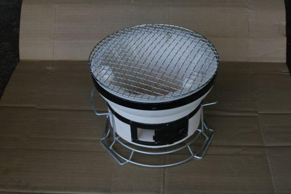炭火料理で大活躍 通信販売 卓上七輪コンロ 送料表A NS-6 舗