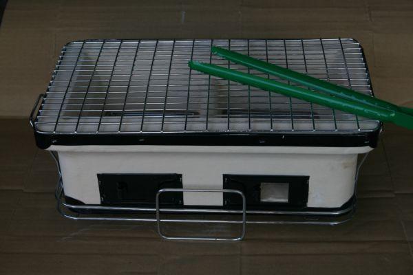 セール品 絶品 炭火料理でで大活躍 ワイド七輪コンロ ST-25 送料表A