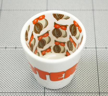 フーターズ HOOTERS ショットグラス おしゃれ かわいい フクロウ 面白い アメリカ アメリカン雑貨 お猪口_TW-842735-SPS