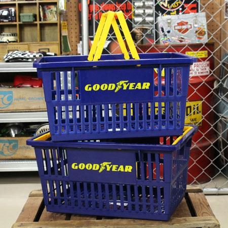 jicoman | Rakuten Global Market: Goodyear (GOODYEAR) basket storing ...