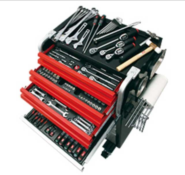SK8020AEX KTC 6.3sq 9.5sq 12.7sq 工具セット(ローラーキャビネットタイプ) 車上渡し 豪華商品プレゼント