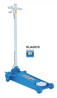 NLA-201R 長崎ジャッキ 2t 低床エアーガレージジャッキ ショートタイプ