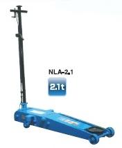 NLA-2.1 長崎ジャッキ 2.1t 低床エアーガレージジャッキ ミドルタイプ