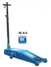 NLA-5 長崎ジャッキ 低床エアーガレージジャッキ ミドルタイプ