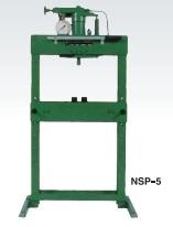 NSP-5 長崎ジャッキ 5t 油圧プレス