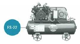 激安通販の 富士コンプレッサー FS-22MT 空冷一段タンクマウント形, SUNWEAR:07c52a2f --- sitemaps.auto-ak-47.pl