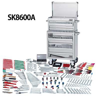 SK8600A ハイメカツールセット シルバー 431点 小売参考価格 \1070000円