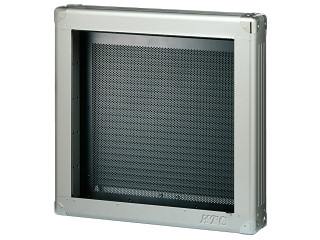 EKS-101 KTC 薄型収納メタルケース(パンチング仕様)