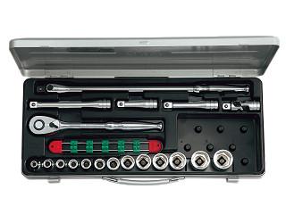 TB413 KTC 12.7sq.ソケットレンチセット[19点]
