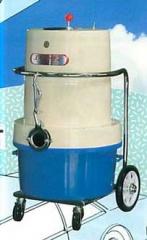 RE-100LBT 自動車板金塗装用強力集塵機