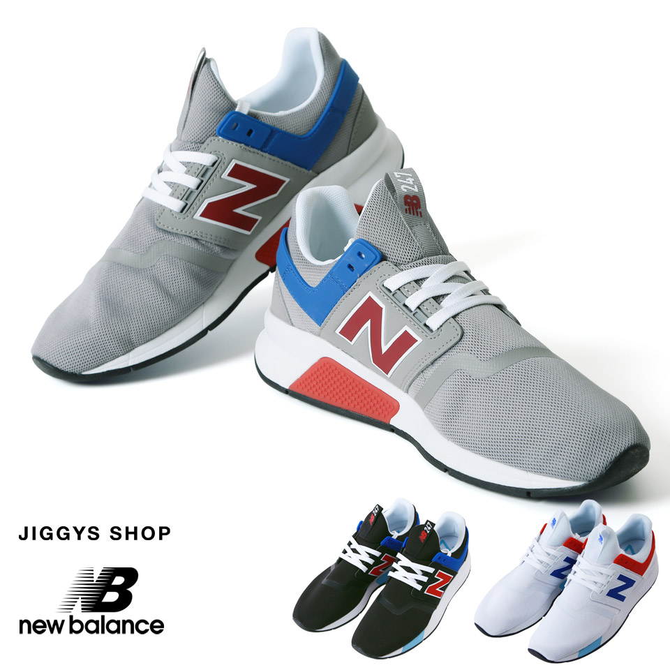 41dd425c9cca4 ◇new balance (New Balance) MS247 2019SS ◇ low-frequency cut sneakers men ...