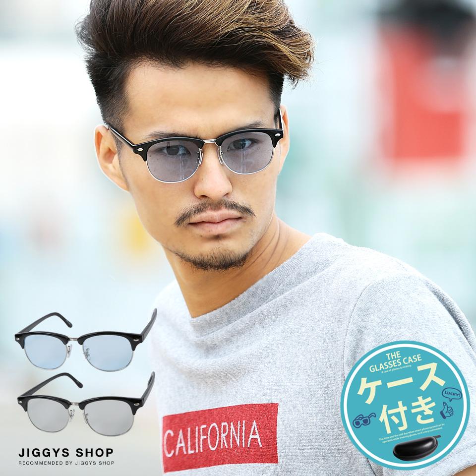 Present Gift Man Boyfriend Father Birthday With The Type Sunglasses Men Brand Drive Outdoor Glasses Uv Cut Polarization Blue Lens