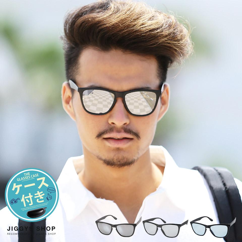 Present Gift Man Boyfriend Father Birthday With The Wellington Type Sunglasses Men Brand Drive Outdoor Glasses Uv Cut Polarization Mirror