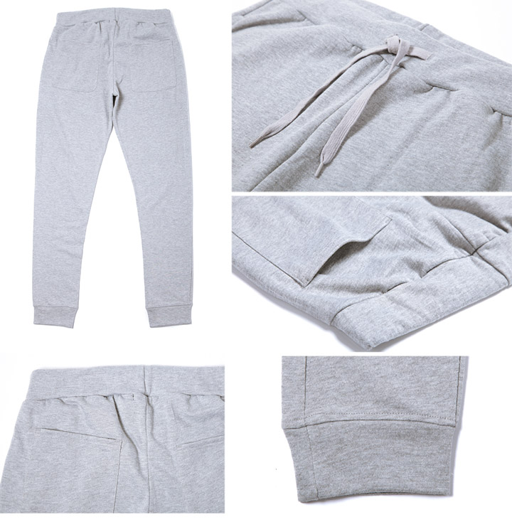 ◆roshell multi pattern sweat pants◆sweat pants/men's slim fit/dance/loungewear/roomwear/men's bottoms/men's fashion/linning/autumn fashion/winter fashion/Japanese style/stretch/tapered
