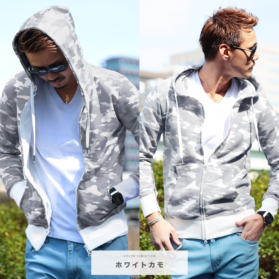 ◆roshell inlay and linning hooded sweatshirt◆men's hoodie/long sleeve/zip-up/zippered sweatshirt/long-sleeved/men's fashion/Japanese casual/plain/thick/thin/fall fashion/winter fashion/military/camouflage/sweat/brand