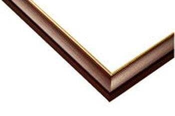 商店 EPP-64-214 ゴールドライン No.14 10 無料 ブラウン フレーム ラッピング不可 50×75cm あす楽 エポック社