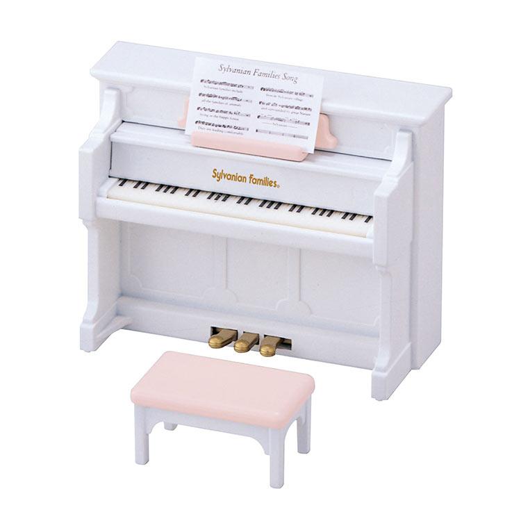 カ-301 シルバニアファミリー ピアノセット おもちゃ 【あす楽】[CP-SF] 誕生日 プレゼント 子供 女の子 3歳 4歳 5歳 6歳 ギフト お人形 シルバニア