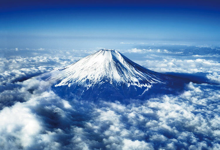 BEV-M81-830 風景 富士山 空撮 1000マイクロピース ジグソーパズル ビバリー