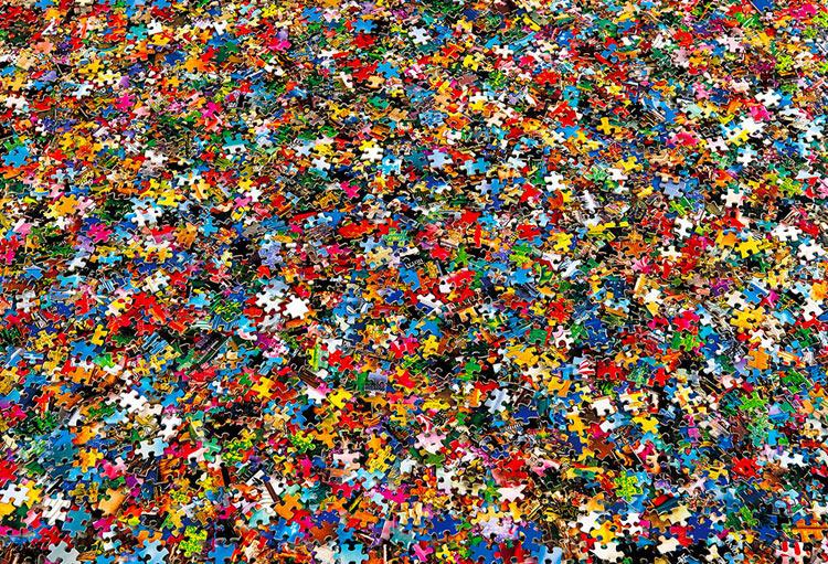 1000 ピース ジグソーパズル