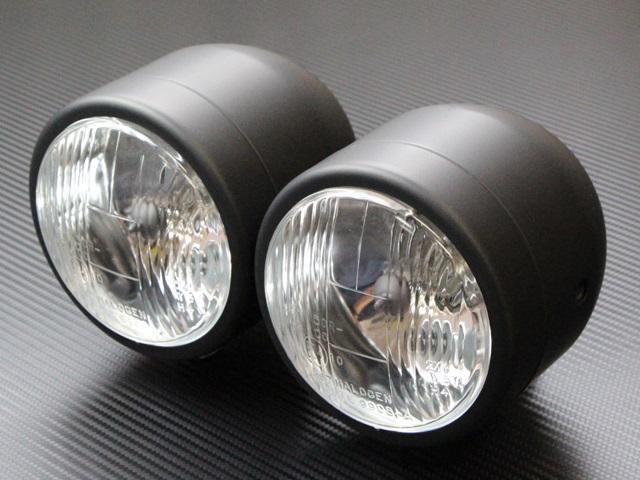 【デュアル ヘッドライト】モンキー グロム ホーネット VTR250 CB400SF CB1300SF CB750 CB1100 CBR600RR CBR900RR CBR1000RR NSR250R XJR400R XJR1300 SR400 V-MAX YZF-R1 バンディット GSR GSX-R ZRX ゼファー ストリートファイター ZX-6R ZX-9R ZX-10R Z1000