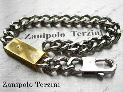 送料無料 大人のブランド【Zanipolo Terzini(ザニポロ タルツィーニ)】ZTB1902GD