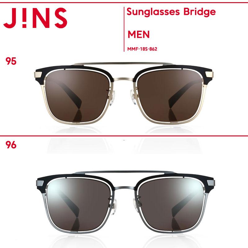 【Sunglasses Bridge】サングラス ブリッジ-JINS(ジンズ)