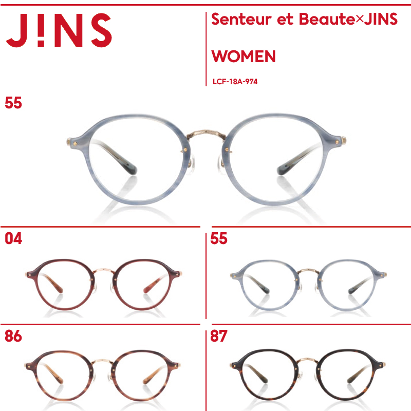 【Senteur et Beaute×JINS】-JINS(ジンズ)
