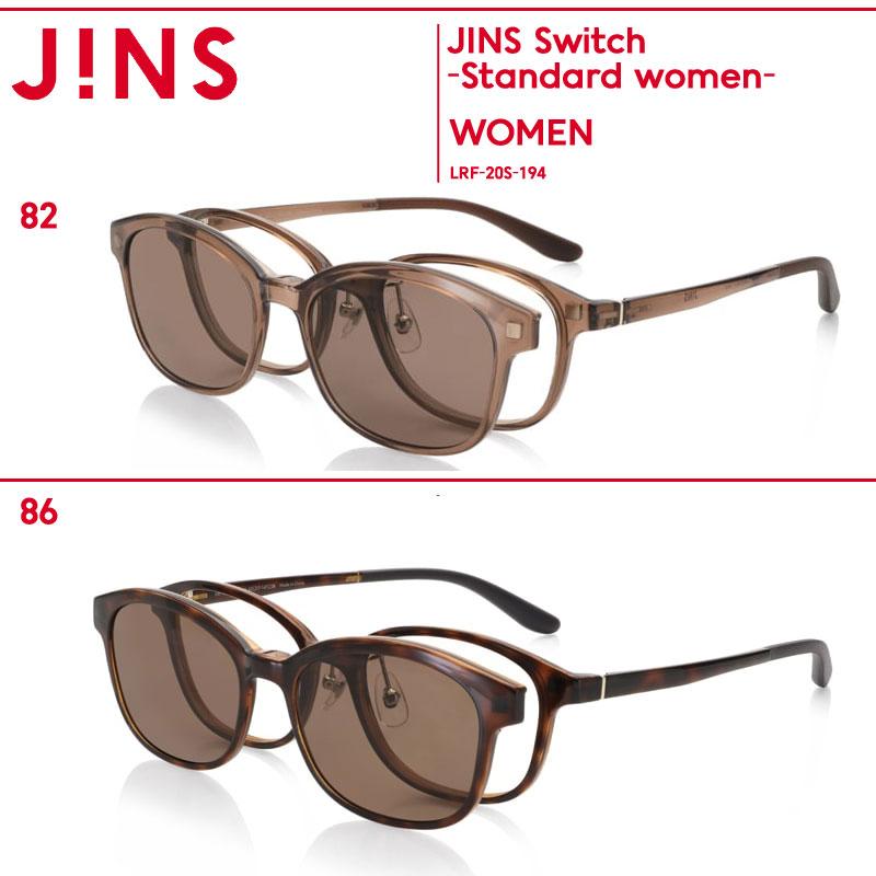 【JINS Switch -Regular women-】-JINS(ジンズ)メガネ 眼鏡 めがね