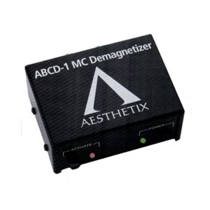 ABCD-1 エステティクス MCカートリッジ消磁器《Cartridge Demagnetizer》 AESTHETIX