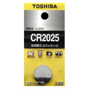 CR-2025EC お買い得品 東芝 リチウムコイン電池×1個 CR2025 クリアランスsale 期間限定 TOSHIBA CR2025EC