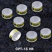 OPT1S-HR/8P オーディオリプラス 石英インシュレーターφ20×10mm、8個入