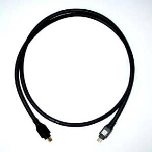 SFW-1394A1.5(サエク) サエク i.LINKケーブル (1.5m・1本)