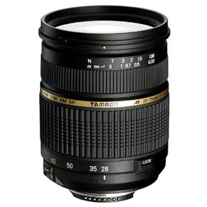 A09S-SP28-75DIソニー タムロン SP AF 28-75mm F2.8 XR Di(Model:A09)※ソニーAマウント ※Di シリーズ (デジタル/フィルム兼用 フルサイズ対応)