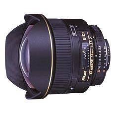 AF ED14F2.8D ニコン Ai AF Nikkor 14mm f/2.8D ED ※FXフォーマット用レンズ(36mm×24mm)