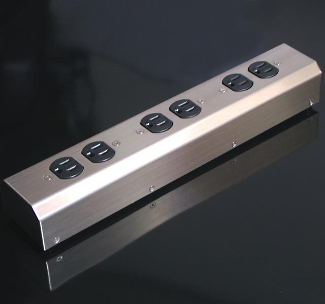 MTS-6 オヤイデ 3P-6口電源タップ OYAIDE