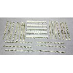 鉄道模型 トミックス 供え Nゲージ 3021 柵-20本 看板セット 柵 看板-5枚 贈与