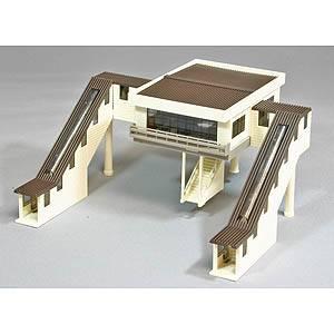 国際ブランド 鉄道模型 トミックス Nゲージ 橋上駅舎 近代型 お見舞い 4033