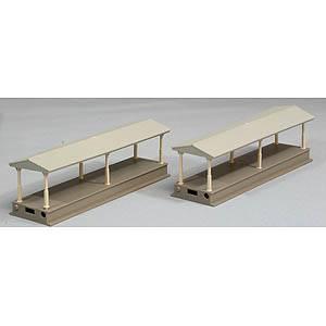 鉄道模型 店内全品対象 トミックス Nゲージ 値下げ 4058 ローカル型 島式ホーム 屋根付延長部