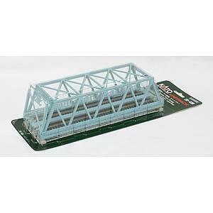 [鉄道模型]カトー (Nゲージ) 20-436 ユニトラック 複線トラス鉄橋 ライトブルー
