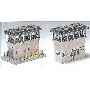 格安店 鉄道模型 カトー Nゲージ 23-315 人気ブランド 信号所 イージーキット 駅事務所